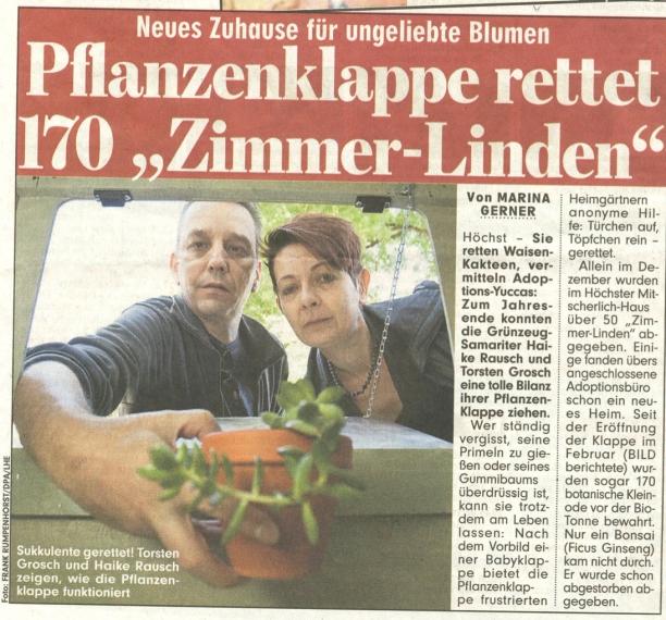 Originally published in die BILD (Germany)