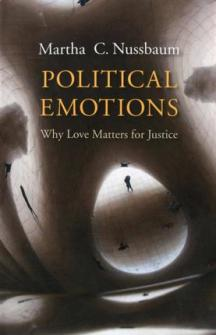 Political Emotions Martha Nussbaum